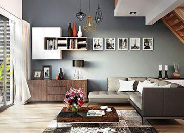 طراحی دکوراسیون فضاهای داخلی منزل و معرفی بخش های داخلی خانه